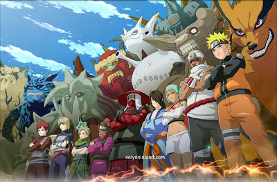 Naruto:Orgin of Shinobi