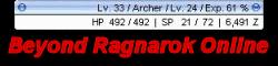 Beyond Ragnarok Online