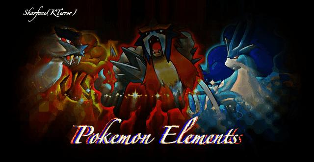 Pokemon Elements