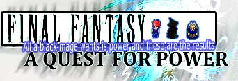 Final Fantasy : a Quest for Power