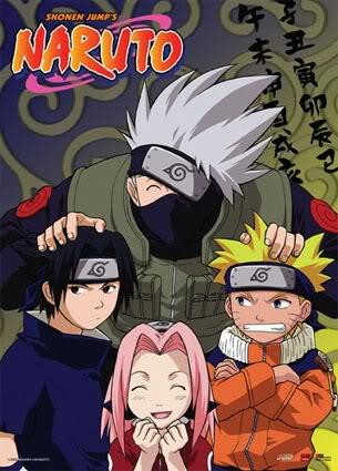 Naruto A Lenda Dos Ninjas Brasil