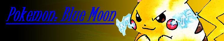Pokemon Blue Moon