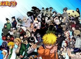 Naruto goa lendarios