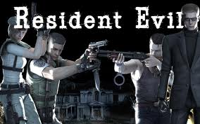 Resident Evil The Dark Files