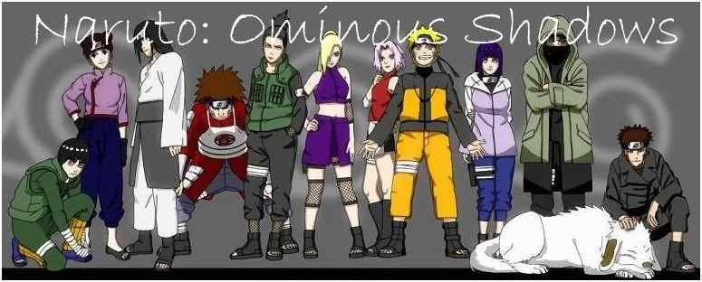 Naruto: Ominous Shadows