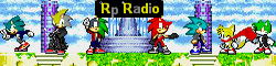 Rp Radio CE - Custom Edition
