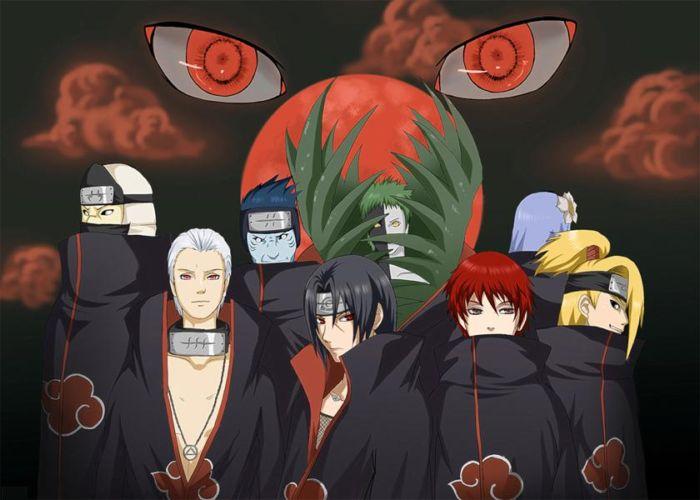 Naruto Kage wars