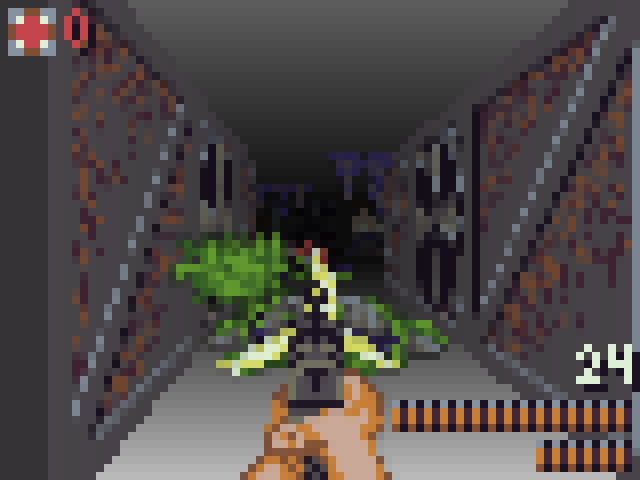 Would A Classic Doom Inspired Game Work In LOVE2D? - LÖVE